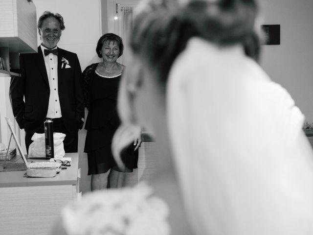 Il matrimonio di Marco e Giulia a Cormons, Gorizia 13