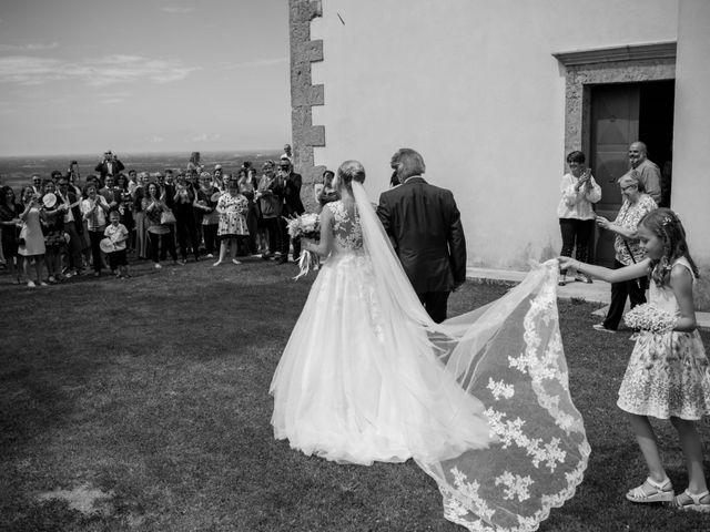 Il matrimonio di Marco e Giulia a Cormons, Gorizia 17