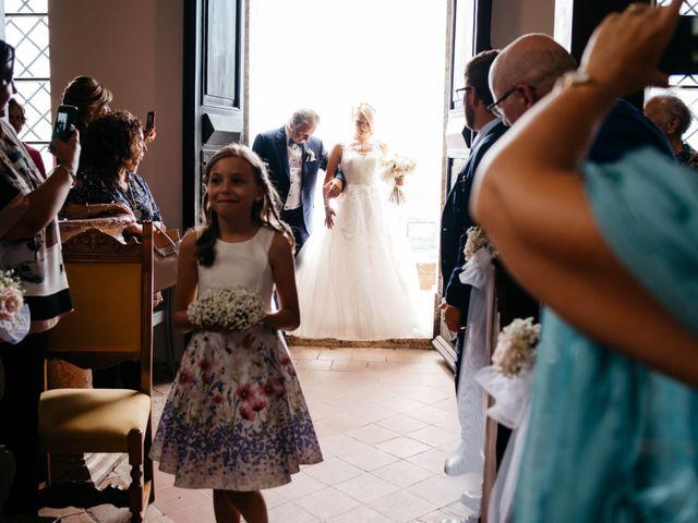 Il matrimonio di Marco e Giulia a Cormons, Gorizia 20
