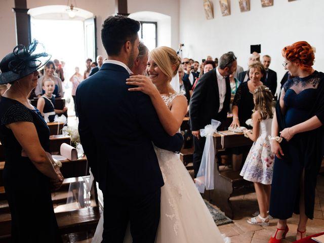 Il matrimonio di Marco e Giulia a Cormons, Gorizia 22