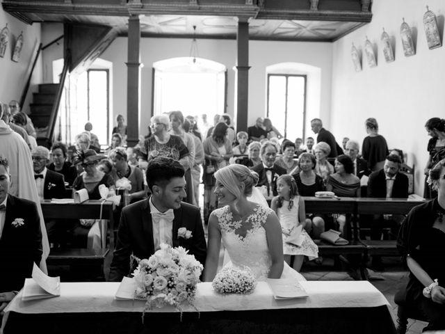 Il matrimonio di Marco e Giulia a Cormons, Gorizia 24