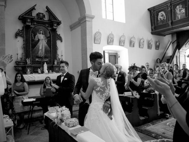 Il matrimonio di Marco e Giulia a Cormons, Gorizia 25