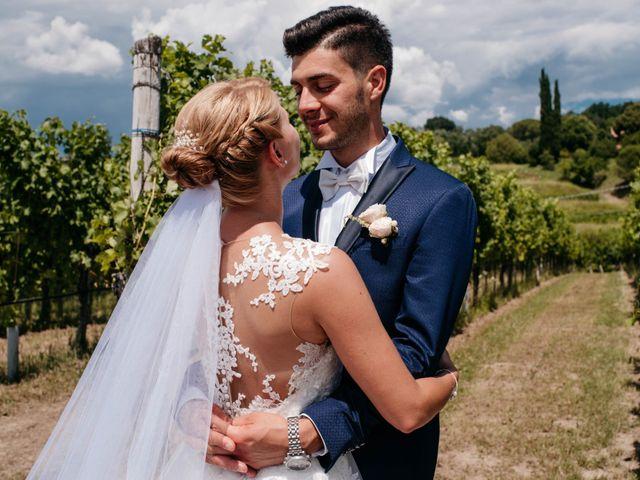 Il matrimonio di Marco e Giulia a Cormons, Gorizia 32