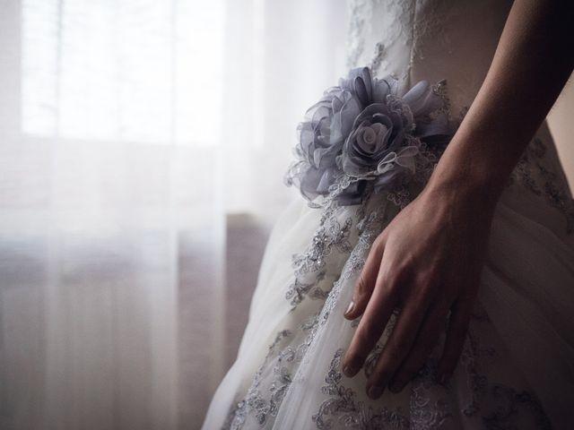 Il matrimonio di Daniele e Serena a Costigliole d'Asti, Asti 11