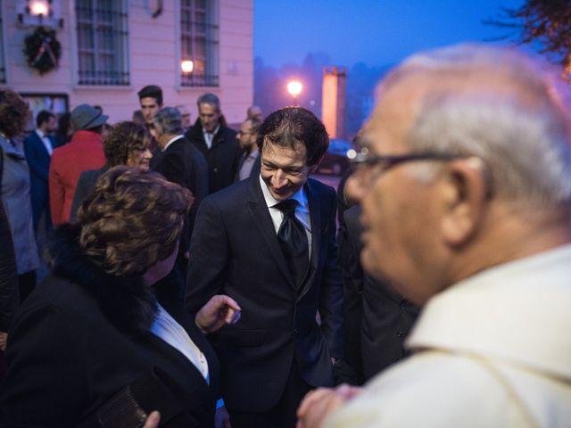 Il matrimonio di Daniele e Serena a Costigliole d'Asti, Asti 14