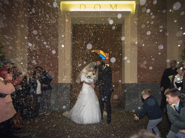 Il matrimonio di Daniele e Serena a Costigliole d'Asti, Asti 17