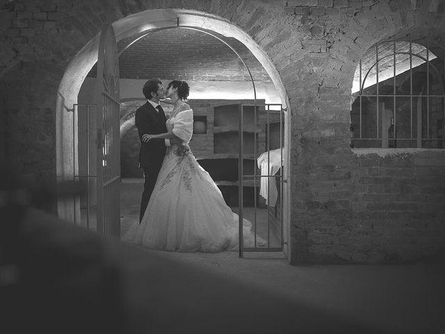 Il matrimonio di Daniele e Serena a Costigliole d'Asti, Asti 23