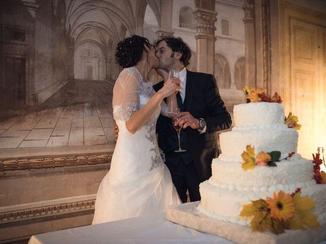 Il matrimonio di Daniele e Serena a Costigliole d'Asti, Asti 27