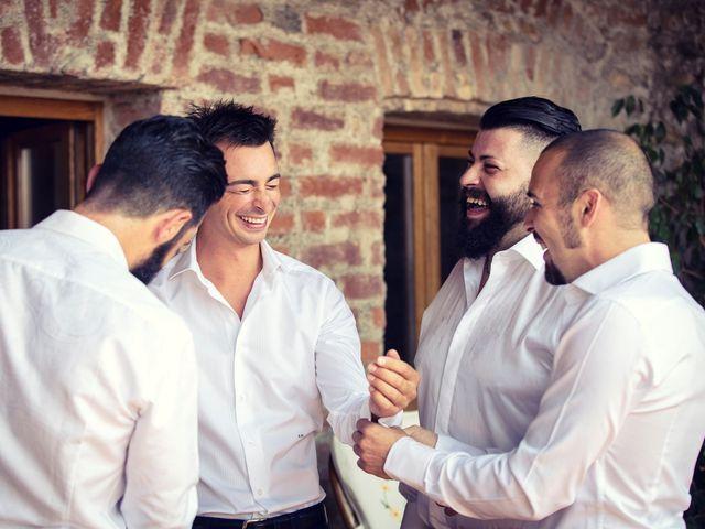Il matrimonio di Andrea e Micaela a Montevecchia, Lecco 2