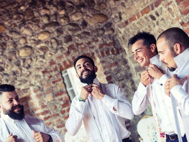 Il matrimonio di Andrea e Micaela a Montevecchia, Lecco 6