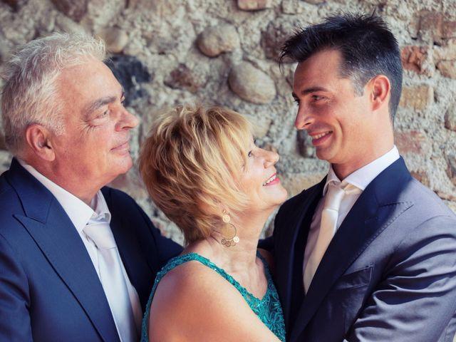 Il matrimonio di Andrea e Micaela a Montevecchia, Lecco 16