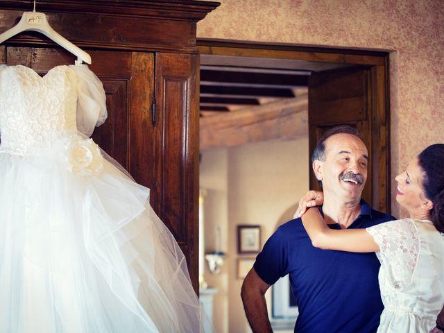 Il matrimonio di Andrea e Micaela a Montevecchia, Lecco 23