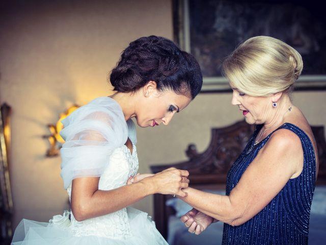 Il matrimonio di Andrea e Micaela a Montevecchia, Lecco 28