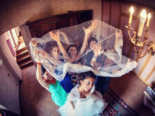 Il matrimonio di Andrea e Micaela a Montevecchia, Lecco 33