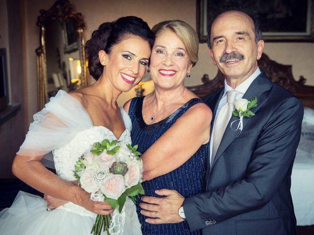 Il matrimonio di Andrea e Micaela a Montevecchia, Lecco 34