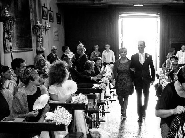 Il matrimonio di Andrea e Micaela a Montevecchia, Lecco 36