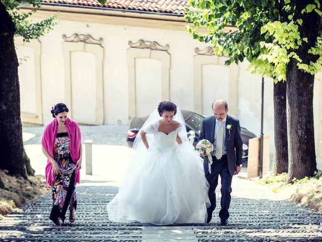 Il matrimonio di Andrea e Micaela a Montevecchia, Lecco 38