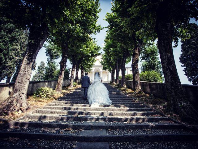 Il matrimonio di Andrea e Micaela a Montevecchia, Lecco 39