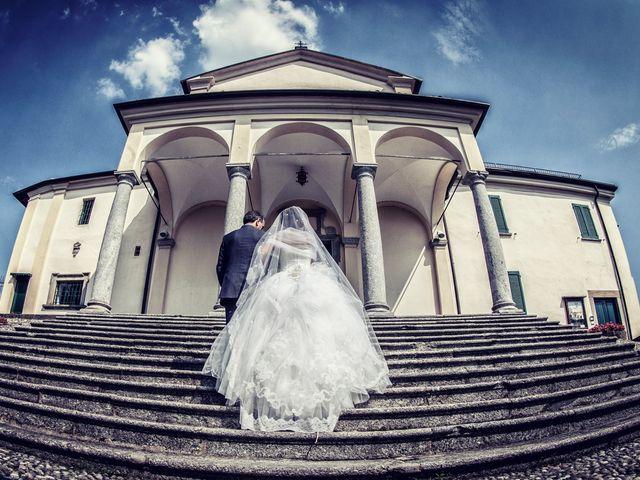 Il matrimonio di Andrea e Micaela a Montevecchia, Lecco 40
