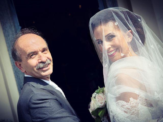Il matrimonio di Andrea e Micaela a Montevecchia, Lecco 41