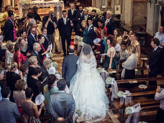 Il matrimonio di Andrea e Micaela a Montevecchia, Lecco 42