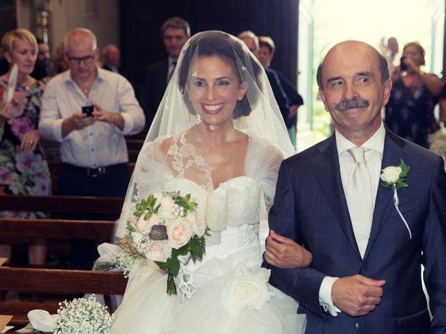 Il matrimonio di Andrea e Micaela a Montevecchia, Lecco 43