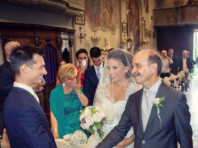 Il matrimonio di Andrea e Micaela a Montevecchia, Lecco 44