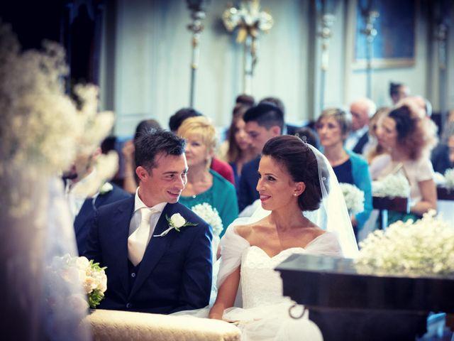 Il matrimonio di Andrea e Micaela a Montevecchia, Lecco 45