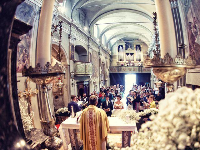 Il matrimonio di Andrea e Micaela a Montevecchia, Lecco 48