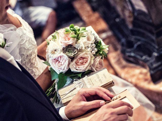 Il matrimonio di Andrea e Micaela a Montevecchia, Lecco 51