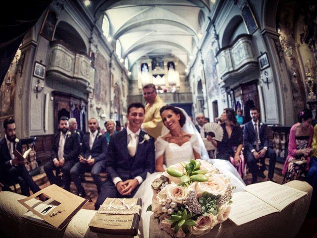 Il matrimonio di Andrea e Micaela a Montevecchia, Lecco 54