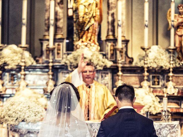 Il matrimonio di Andrea e Micaela a Montevecchia, Lecco 55