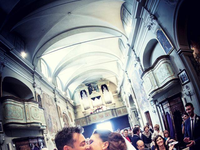Il matrimonio di Andrea e Micaela a Montevecchia, Lecco 56