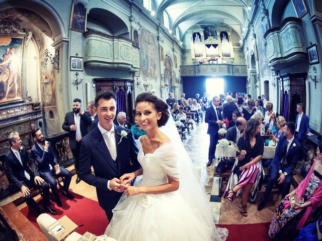 Il matrimonio di Andrea e Micaela a Montevecchia, Lecco 57