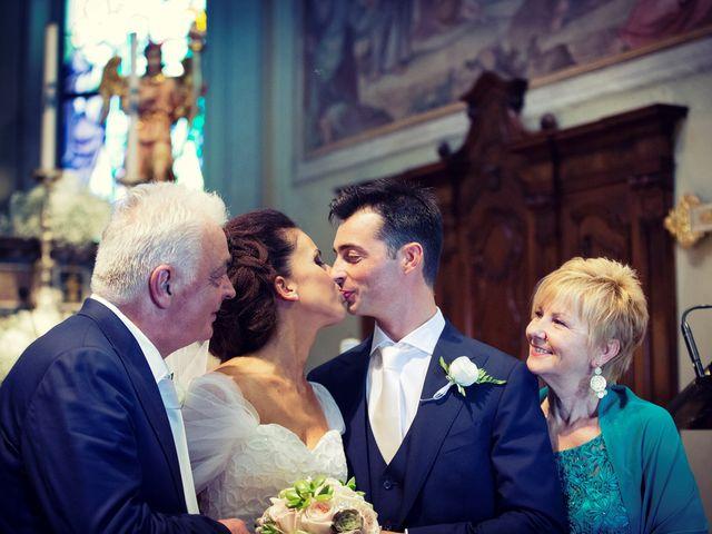 Il matrimonio di Andrea e Micaela a Montevecchia, Lecco 58