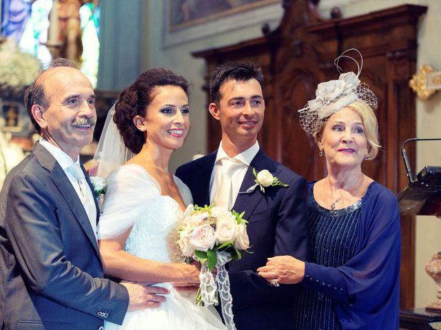 Il matrimonio di Andrea e Micaela a Montevecchia, Lecco 59
