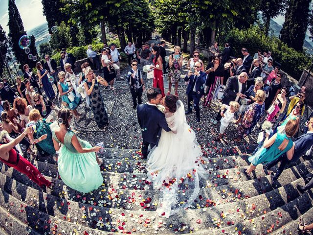 Il matrimonio di Andrea e Micaela a Montevecchia, Lecco 62