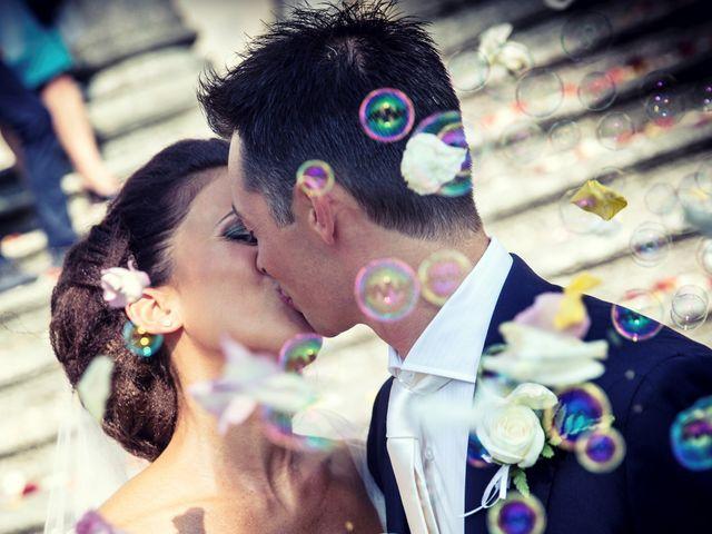 Il matrimonio di Andrea e Micaela a Montevecchia, Lecco 63