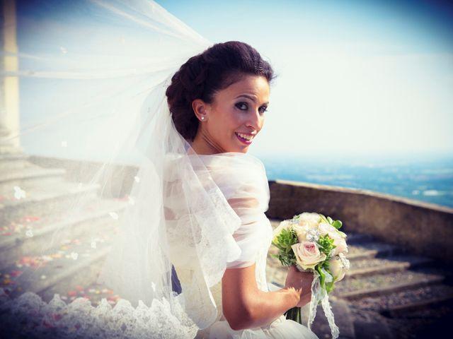 Il matrimonio di Andrea e Micaela a Montevecchia, Lecco 65