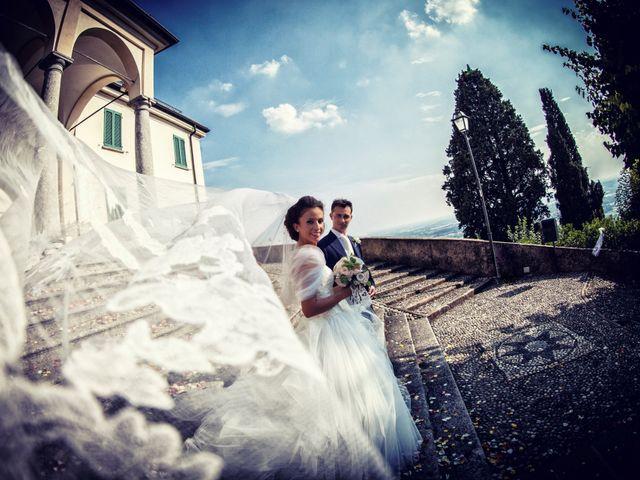 Il matrimonio di Andrea e Micaela a Montevecchia, Lecco 66