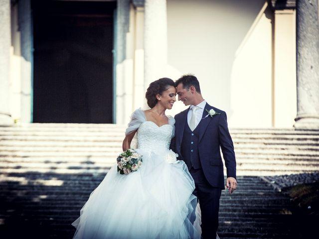 Il matrimonio di Andrea e Micaela a Montevecchia, Lecco 68