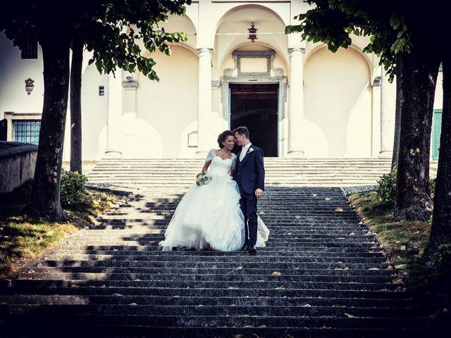 Il matrimonio di Andrea e Micaela a Montevecchia, Lecco 69