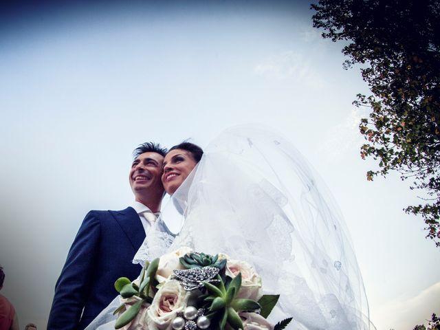 Il matrimonio di Andrea e Micaela a Montevecchia, Lecco 76