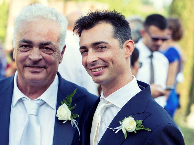 Il matrimonio di Andrea e Micaela a Montevecchia, Lecco 78