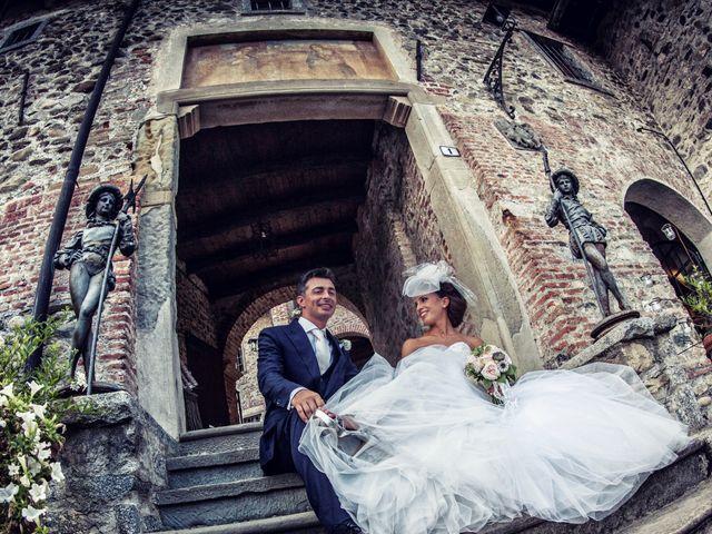 Il matrimonio di Andrea e Micaela a Montevecchia, Lecco 83