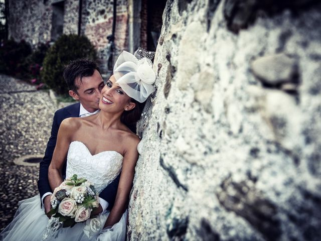 Il matrimonio di Andrea e Micaela a Montevecchia, Lecco 84