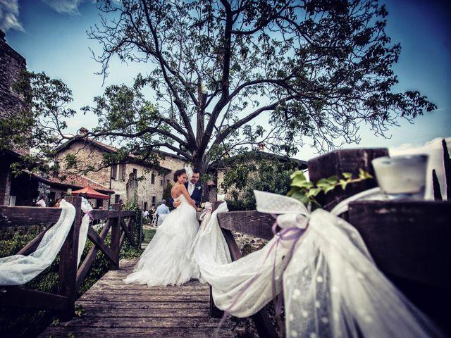 Il matrimonio di Andrea e Micaela a Montevecchia, Lecco 86