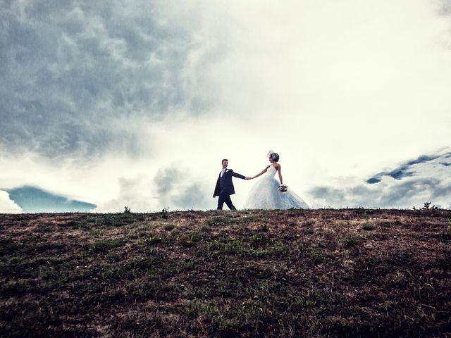 Il matrimonio di Andrea e Micaela a Montevecchia, Lecco 87