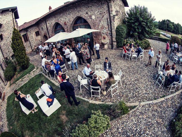 Il matrimonio di Andrea e Micaela a Montevecchia, Lecco 92