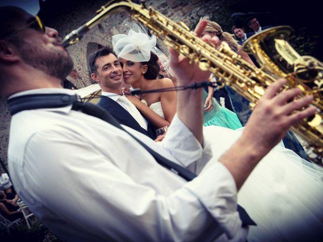 Il matrimonio di Andrea e Micaela a Montevecchia, Lecco 93